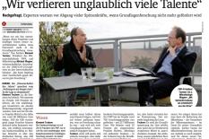 Michael Wagner & Klement Tockner