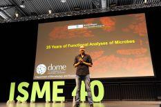 ISME Jim Tiedje Award Michael Wagner